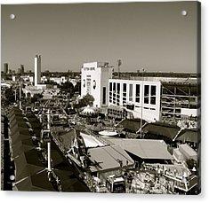 Texas State Fair II Acrylic Print