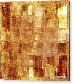 Textured Background Acrylic Print