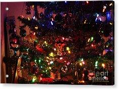 That Christmas Glow Acrylic Print