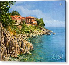 That Summer Acrylic Print by Kiril Stanchev