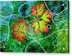 Thaw Acrylic Print