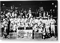 The 1934 St. Louis Cardinals Acrylic Print by Retro Images Archive