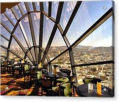 The 39th Floor - San Francisco Acrylic Print