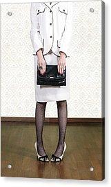 The 40s Acrylic Print by Joana Kruse