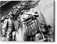 The 54th Acrylic Print by Scott Pellegrin