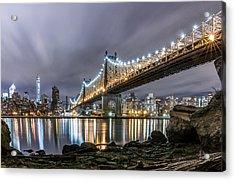 The 59th St Bridge Acrylic Print