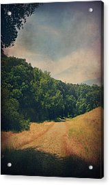 The Adventure Begins Acrylic Print by Laurie Search