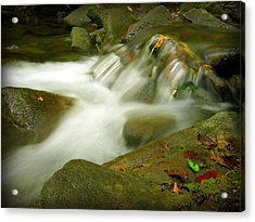 The Afterflow Acrylic Print by Henry Adams