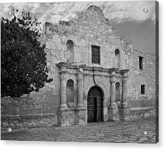 The Alamo Acrylic Print