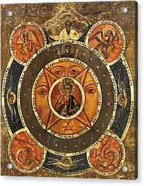 The All Seeing Eye Of God Acrylic Print