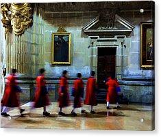 The Altar Boys Acrylic Print