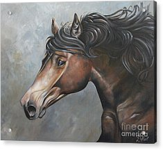 The Andalusian Acrylic Print
