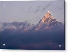 The Annapurna Acrylic Print