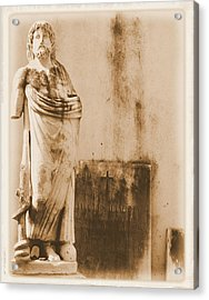 Acrylic Print featuring the photograph The Apostle by Nadalyn Larsen