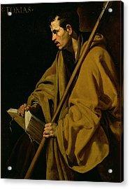 The Apostle St. Thomas Acrylic Print