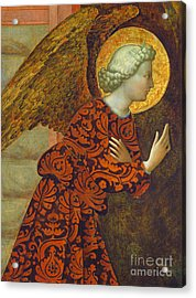 The Archangel Gabriel Acrylic Print