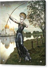 The Archer Acrylic Print