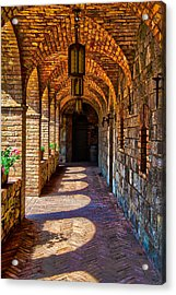 The Arches Acrylic Print