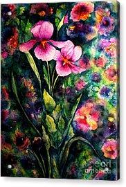 The Aroma Of Grace Acrylic Print