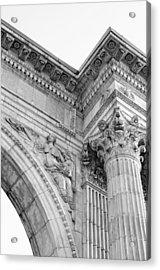 The Art In Stone Acrylic Print