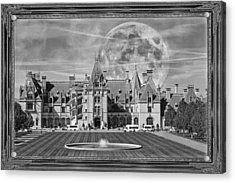 The Art Of Biltmore Acrylic Print