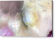 The Artrists Rose Acrylic Print