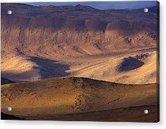 The Atacama Desert Acrylic Print