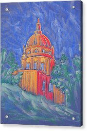 The Basilica Acrylic Print by Marcia Meade