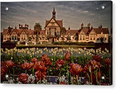 Acrylic Print featuring the photograph The Bath House by Kim Andelkovic