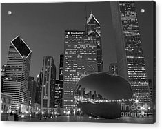 The Bean Acrylic Print