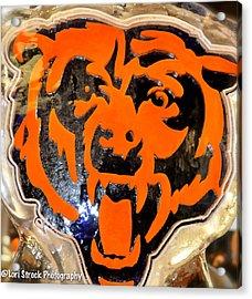 The Bears Acrylic Print