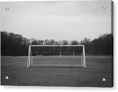 The Beautiful Game Acrylic Print by Richie Stewart