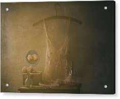 The Bedroom Acrylic Print