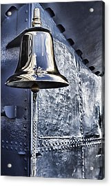 The Bell-uss Bowfin Pearl Harbor Acrylic Print by Douglas Barnard