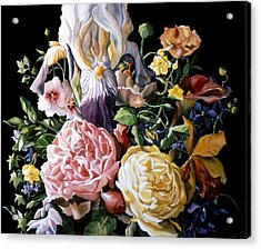 The Best Of Spring Acrylic Print by Alfred Ng