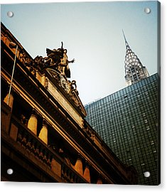 The Big Apple Acrylic Print