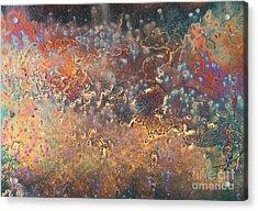 The Big Bang Abstract Acrylic Print