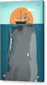 The Big Fish Acrylic Print