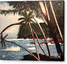 The Big Island Acrylic Print