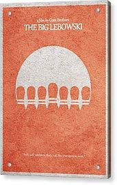 The Big Lebowski Acrylic Print