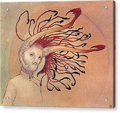 The Bihorn Acrylic Print by Ethan Harris