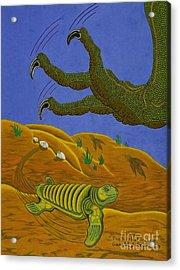 The Birth Of Archelon Acrylic Print