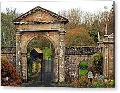 The Bishop's Gate Acrylic Print