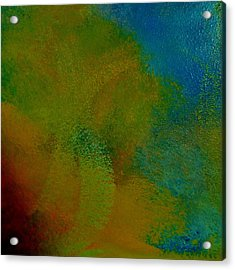 Acrylic Print featuring the painting The Blend by Lisa Kaiser