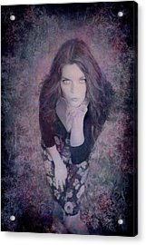 The Blown Kiss Acrylic Print by Loriental Photography