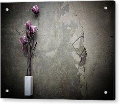 The Bouquet Acrylic Print