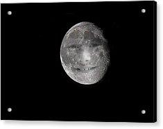 The Boy In The Moon Acrylic Print