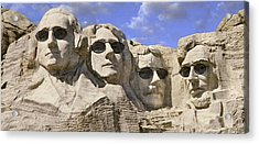 The Boys Of Summer 2 Panoramic Acrylic Print by Mike McGlothlen