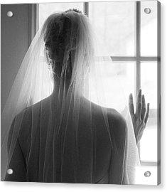 the Bride #melissawyatt Acrylic Print