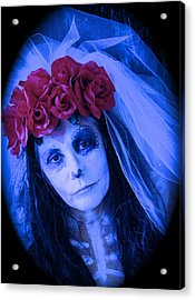 The Bride Waits Acrylic Print